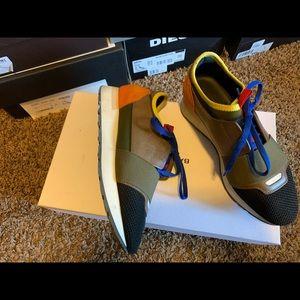 Balenciaga Multi color shoes